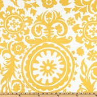 Decorative yellow